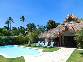 Ravissante villa playa Ballenas - Las Terrenas vacation rentals
