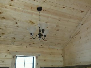 Custom Log Cabin for 2 on Wolfpen Gap ATV trail - Mena vacation rentals
