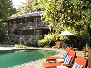 SEQUOIA RETREAT - Guerneville vacation rentals