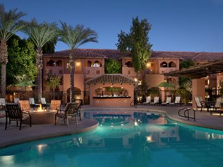 Holiday Inn Scottsdale Resort: Jan 14-22, sleeps 8 - Scottsdale vacation rentals