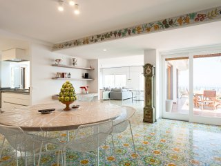 Ideal Family Villa near Sorrento with Spectacular Views - Villa Sogni di - Sant' Agata vacation rentals