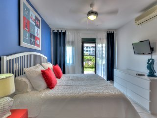 Spectacular 1 Bedroom Apt near the Beach S-K104 - Bavaro vacation rentals