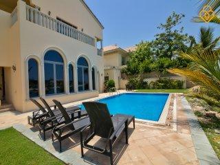 Palm Jumeirah Signature Villa k frond - Palm Jumeirah vacation rentals