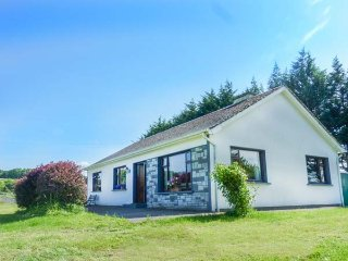 NEWPARK LODGE, detached bungalow with an open fire and a lawned garden - Kilchreest vacation rentals