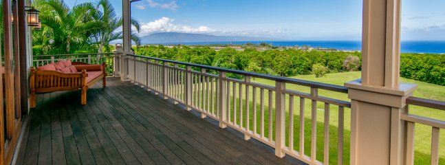 Incredible Grounds and Views Await at this Luxurious Lahaina Escape! - Image 1 - Lahaina - rentals