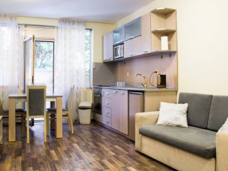 Souterrain Studio Apartment 1 - YES Varna Studios - Varna vacation rentals