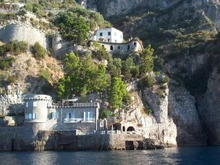 Blue apartment - pool and sea view - Positano vacation rentals