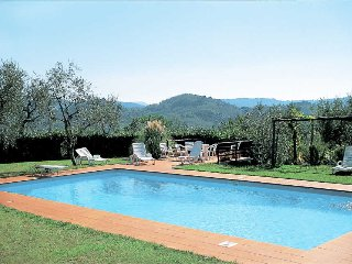 Beautiful 5 bedroom Villa in Monsagrati - Monsagrati vacation rentals
