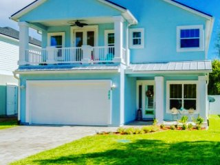 Baby Blue Bungalow- Discover Your Happy Place - Jacksonville Beach vacation rentals