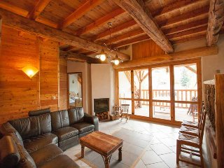 Luxury Chalet Rental Moulin 19 people. Station near Serre-Chevalier - Villar-Saint-Pancrace vacation rentals