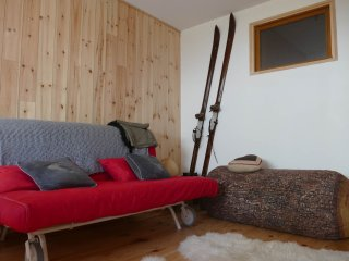 Chalet-Apartment 7-11 pers La Gardiole 200m from the ski lifts of Serre-Chevalier Alps - Saint-Chaffrey vacation rentals