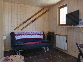 Studio 2-4 pers La Gardiole 200m from the ski lifts of Serre-Chevalier Alps - Saint-Chaffrey vacation rentals