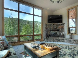 Bright Condo with Internet Access and Fireplace - Keystone vacation rentals