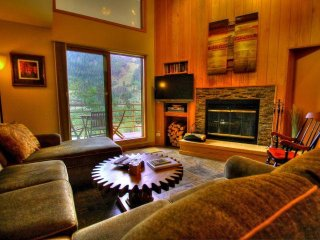 Nice Condo with Internet Access and Fireplace - Keystone vacation rentals