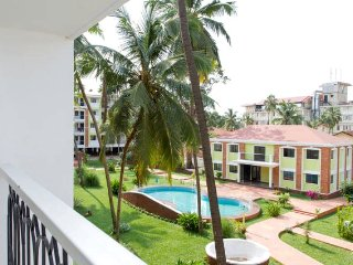COZY  1 BHK APT - Candolim vacation rentals
