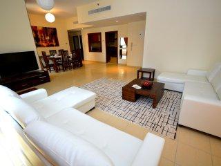 Samantha Rimal, 3BR With breathtaking sea view - Dubai vacation rentals