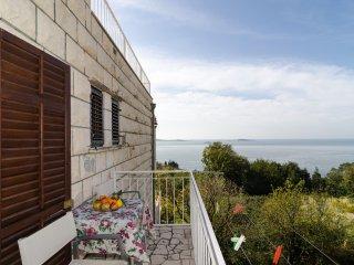 Apartments Matusko - Studio with side Sea View (6) - Plat vacation rentals