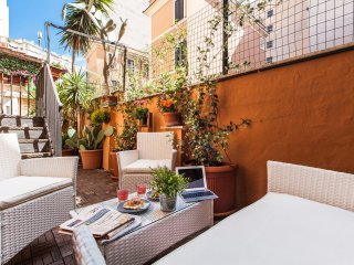 Castel Terrace Trastevere Station Free Wifi AC - Rome vacation rentals