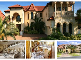 Luxury 8 Bed Home - Pool - Cinema - Sports Room - Reunion vacation rentals