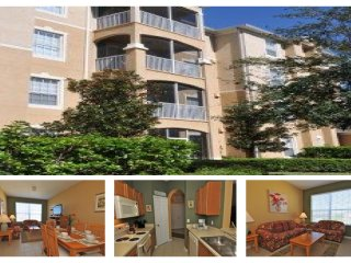 Stunning 3 Bed Condo - Just 2 Miles From Disney! - Reunion vacation rentals