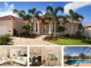 Amazing 4 Bedroom Cape Coral Vacation Rental with boat dock and private pool with hot tub. - Matlacha vacation rentals