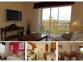 Located near Disney, 3 bedroom 2 bathroom, top floor luxury homely condo - Four Corners vacation rentals