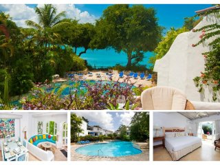 Charming 3 bedroom apartment, with direct access to the beach - The Garden vacation rentals