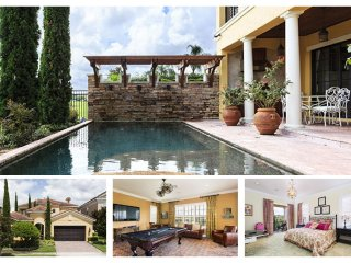 Incredible 6 bed home with amazing pool and spa. One of the best!!!! - Reunion vacation rentals