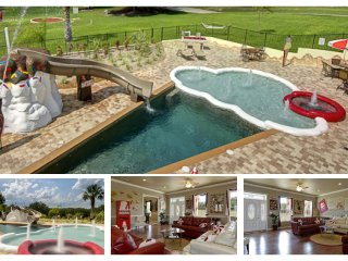 Incredible 12 Bedroom Mansion with its own Private Theme Park set within 5 acres of grounds! - Howey in the Hills vacation rentals