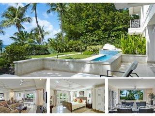 Beautiful 3 Bed Beachfront Apartment - Paynes Bay vacation rentals