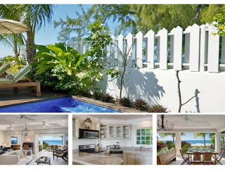 Beautiful Beachfront Villa with Stunning Views - Fitts Village vacation rentals