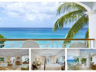 Stunning 3 Bed Apartment with Panoramic Sea Views - Paynes Bay vacation rentals