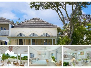 A modern split level golf villa featuring a private terrace in the master suite and the 2nd bedroom is situated in the cottage - Westmoreland vacation rentals