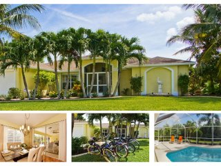 Newly renovated & furnished- 3 bedroom luxury villa- Single family- East exposure- Private pool - Matlacha vacation rentals