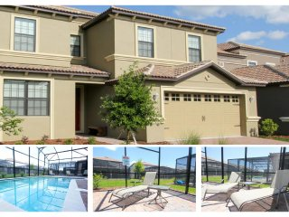 Stunning 6 bedroom vacation rental- Private pool- Games room- Perfect for a family vacation - Loughman vacation rentals