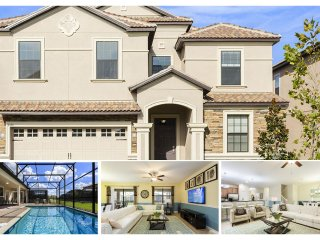 Spacious, stunning and close to Disney, Championsgate offers this villa perfect for all the family - Winter Park vacation rentals