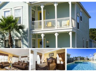 4 Bedroom pool home with spa, spacious rooms and perfect location - Reunion vacation rentals