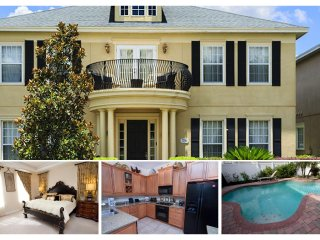 Luxury Family Villa with Private Pool, Games Room - Reunion vacation rentals