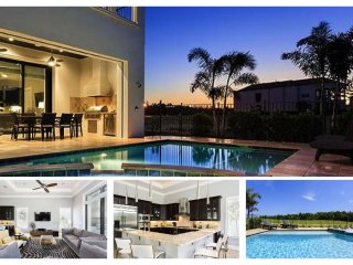 Stunning Family Home with Pool, Cinema, Games Room - Reunion vacation rentals