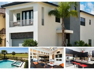 Modern Family Home with Private Pool, Golf Views - North Fort Myers vacation rentals