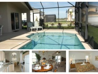 Emerald Island Resort vacation rental with lovely private heated pool, games room, near to Disney - Four Corners vacation rentals