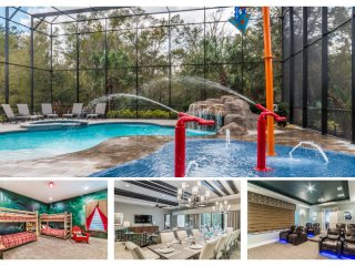 Luxury 8 Bed Home with Pool, Cinema, Games Room - Reunion vacation rentals