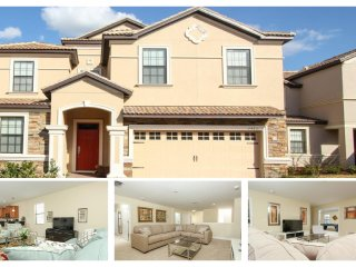 Fantastic Family Villa with Private Pool, Games Room - Lakemont vacation rentals