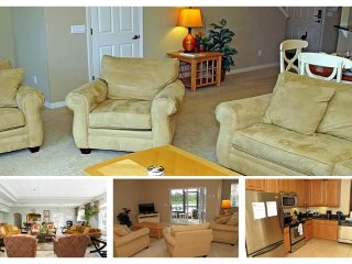 Modern Family Condo with Games Room - Celebration vacation rentals