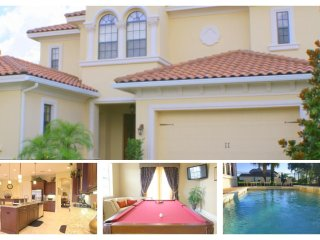 Luxury Family Home with Pool, Close to Disney! - Reunion vacation rentals