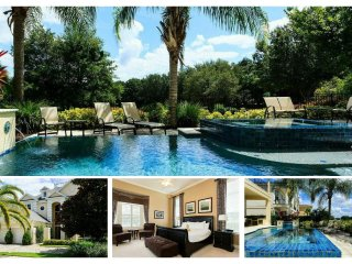 Stunning 5 Bed Home - Private Pool - Near Disney! - Reunion vacation rentals