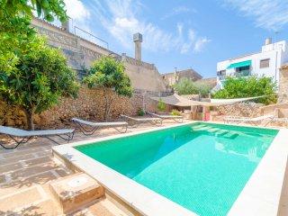 CAN ROMAGUERA - Villa for 8 people in Algaida - Algaida vacation rentals