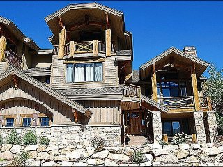 Luxury Townhome - Mountain Views (11804) - Park City vacation rentals