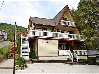 Historic Old Town - Skier's Retreat  (24628) - Park City vacation rentals