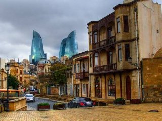 Houses and hotels in the center of Baku OLD CITY.. - Baku vacation rentals